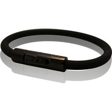 Energy bracelet Stockholm Black