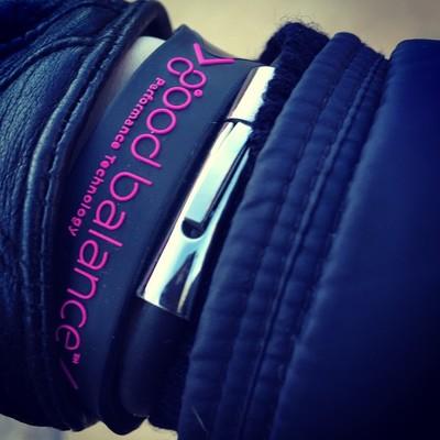 Energy bracelet Stockholm Silver