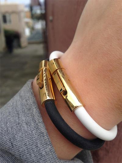 Energy bracelet Tokyo Gold