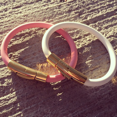 Energy bracelet Los Angeles Gold