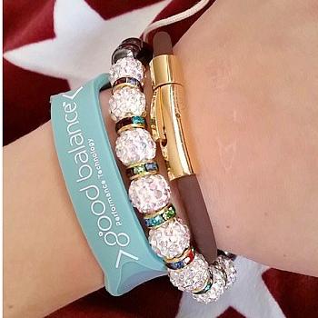 Energy bracelet Sao Paolo Gold