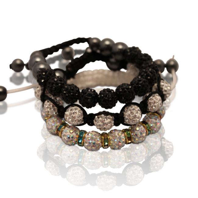 Magnetic bracelets Shamballa